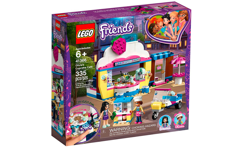 Конструктор LEGO Friends 41366