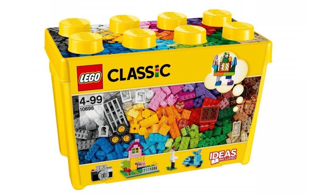 Чудовий набір яскравих барвистих блоків, з яких можна сконструювати всі, що підкаже дитині його фантазія: будинок, вертоліт, палац, автомобіль, тварина, рослини.