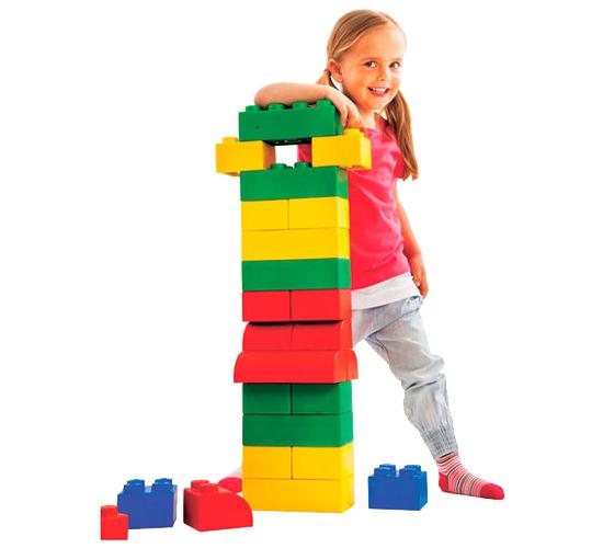 М`які кубики LEGO Soft (45003)