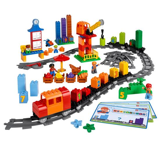 """Набір """"Математичний поїзд"""" (45008)"""