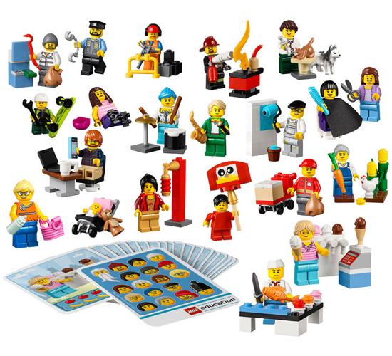 "Набір ""Міські жителі LEGO"" (45022)"