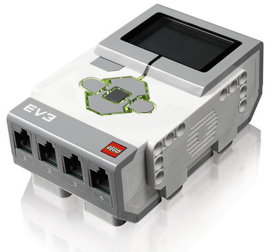 """Мікрокомп`ютер EV3 45500"""" (45002)"""