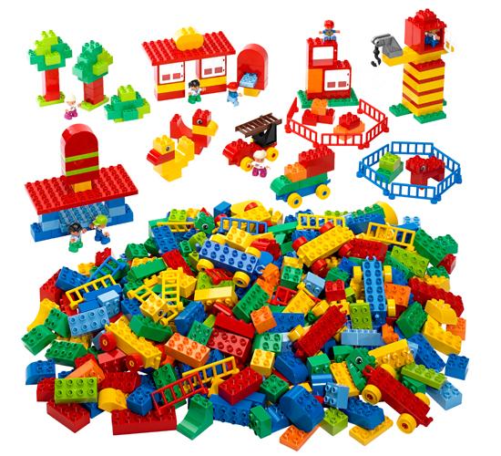 Великий набір LEGO DUPLO (9090)