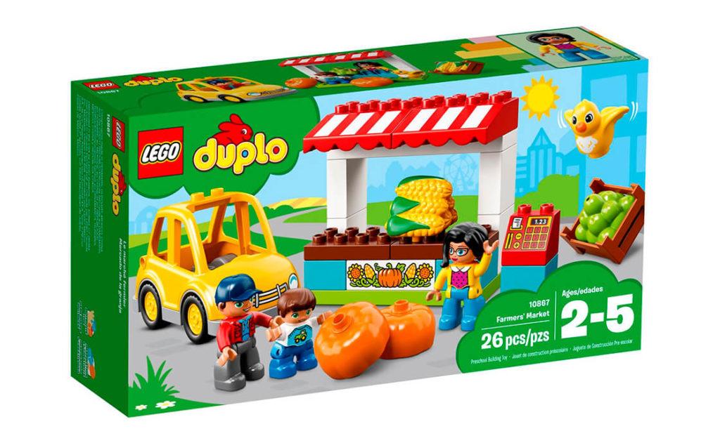 Відтворюйте сценарії реального життя із серією «Місто» LEGO® DUPLO®: знайоме життя у виконанні сучасних фігурок DUPLO.