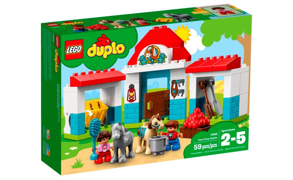 Відтворюйте сценарії з реального життя із серією «Місто» LEGO® DUPLO®: знайоме життя у виконанні сучасних фігурок DUPLO.