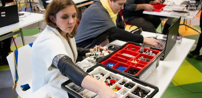 """РЕАЛІЗОВАНО ГРОМАДСЬКИЙ ПРОЕКТ м. КИЄВА №349 """"Лабораторія робототехніки LEGO®"""""""