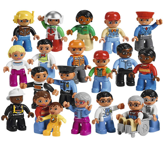 «Професії і хоббі» LEGO® DUPLO® (45030)