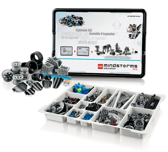 Розширений ресурсний набір EV3 (45560)