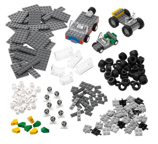 """Набір """"Колеса LEGO®"""" (9387)"""
