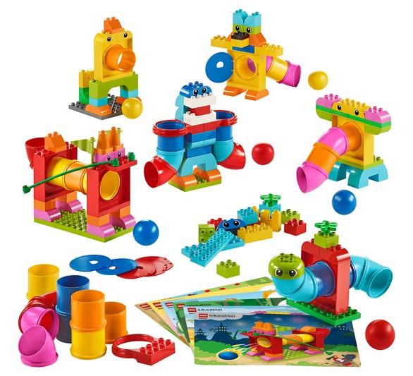 «Експерименти з трубами LEGO® DUPLO® (45026 )