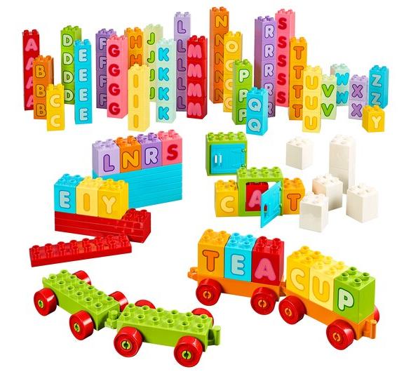 Літери для вивчення англійської мови» LEGO® DUPLO® (45027)