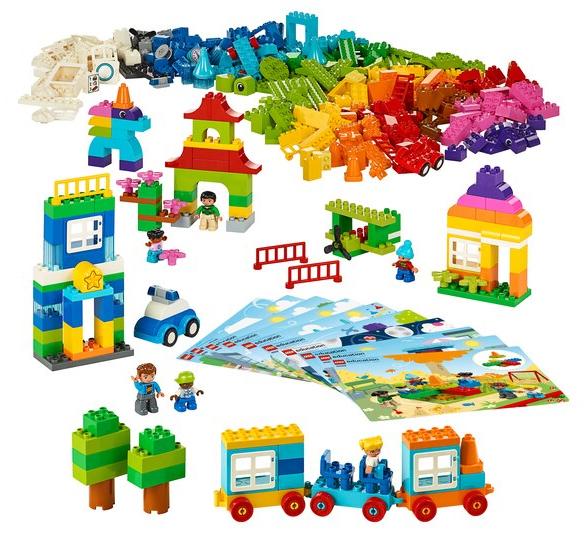 Мій всесвіт LEGO® DUPLO® (45028)