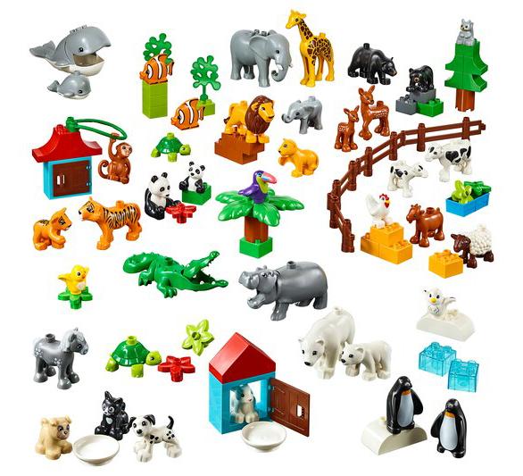Світ тварин LEGO® DUPLO® (45029)