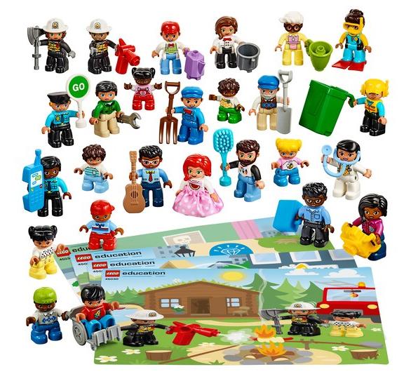 Професії і хоббі» LEGO® DUPLO® (45030)